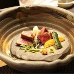 宮崎尾崎牛 肉割烹 吟 - 尾崎牛 ステーキ