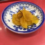 香蘭 - 漬物(セット)