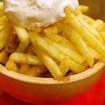 ヴィノシティ - VINOSITYの考えるフライドポテトは、こうだ!!(ポムフリット) 食べてみてのお楽しみ☆