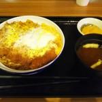 Tonkatsuginzabairin - 銀座梅林のカツ丼