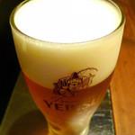 アーヴィン カフェアンドダイニング - ◆生ビール