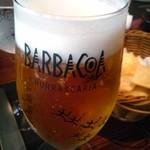 バルバッコア クラシコ - 生ビール
