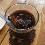 トレ プンティーニ - アイスコーヒー。 美味し。
