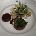 レストラン コバヤシ - 鮎のパテ