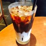 サンマルクカフェ - 練乳コーヒーゼリー(390円)
