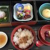 日本料理 一扇 - 料理写真:箱の中身は三段重とごはんとお新香