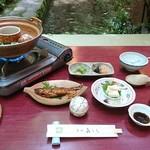 貴船喜らく - 湯豆腐御膳 3888円