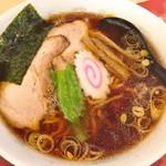 らーめん ヒグマ - 料理写真:正油らーめん(600円)