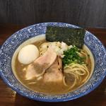 煮干し中華蕎麦 山崎 - 料理写真:のじじとはまた違います!