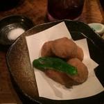 創作和風料理 荻窪 卯 - 里芋の唐揚げ