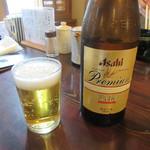 神田きくかわ - 瓶ビール