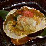 69660648 - 甲羅に入った蟹酢