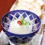 燈庵 - チーズ豆腐