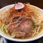 豚麺アジト - 小豚麺(740円)