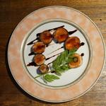 ODECO - 有機人参 まるごと1本 豚肉巻 バルサミコのソース