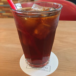 ドッピオ コーヒー ファクトリー - 本日のアイスコーヒー 【ケニア・カングヌAA】
