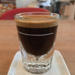 ドッピオ コーヒー ファクトリー - エスプレッソ