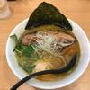 らーめん工房 麺作 - 料理写真:煮込み醤油そば+半熟煮玉子