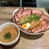 Anoramenseisakusho - 料理写真:Kani Soupツケメン Double チャーシュートッピング