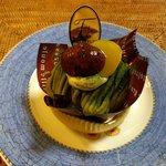 フタツキ - 料理写真:抹茶モンブラン