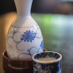 信川円 - ドリンク写真:徳利(とくり)