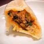 吉林菜館 - 水餃子(ジューシーですけどあっさり味)