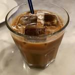 69667447 - セットのアイスコーヒー