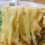 華隆餐館 - 麺は評判通りとても美味い