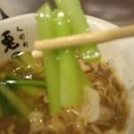 人形町 兎屋 - 小松菜