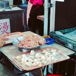 雙連高記水餃店 - ひとつひとつ手作り。