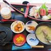 港の駅めいつ - 料理写真:お刺身定食
