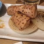 大衆居酒屋代々木横丁 - 長芋焼き