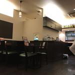 ガネーシャ - 店内