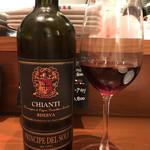 チェターラ - 赤ワイン