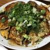 宝来屋 - 料理写真:トップフォト 三次唐麺焼 ねぎ、イカ天トッピング