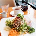 tcc Singaporean Café & Diner - tccシンガポールサラダ