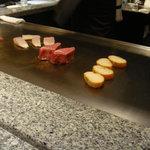 ホテルオークラレストラン 鉄板焼き さざんか -