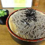 やぶ八 - ざるそば(500円)