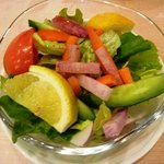 Yuukyushanhai - 野菜サラダ