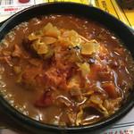 メルス - 「焼きカレースペシャルセット」¥1300