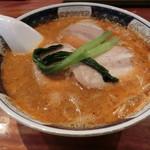 支那麺 はしご - 太肉担々麺1000円