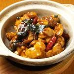 蓮香園 - 三杯鶏 (サンペイジー)