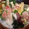 三代目網元魚鮮水産 - 料理写真:刺し盛り2人前1000円