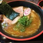 麺道服部 - 醤油ラーメン(600円)