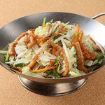 蓮香園 - 細切り豚肉の焼きビーフン