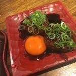焼鳥 ひらい - つくねタレ(250円)×2個