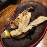 焼鳥 ひらい - おまかせ五種(1500円)