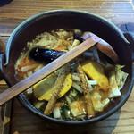 69684214 - 野菜ばんざいめんちゃんこ