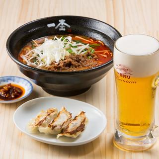【ちょい飲み・昼飲みに!】麺セット