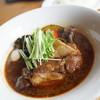 山小屋カリー vege - 料理写真:チキンと野菜カリー
